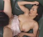 北原夏美 垂れ乳母と息子の性交