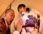 超爆乳と段腹揺らしイキまくる四十路熟女 堀川奈美