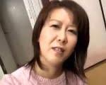 上京する息子と五十路熟女の筆おろし近親相姦