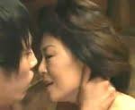松岡貴美子 息子との禁断交尾で狂乱する五十路貧乳母