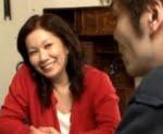 岩崎千鶴 SEXへの欲望を剥き出した性欲の塊五十路おばさんに喰われる甥っ子