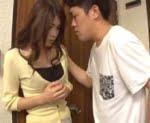 堀内秋美 隣の大学生に陵辱されたエロフェロモン漂う人妻
