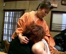 神津千恵子 五十路女将 おでん屋