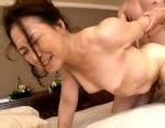 SEXへの欲望が衰えないフェロモン還暦熟女の初撮りドキュメント
