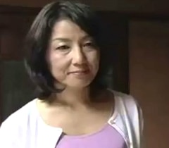 【五十路無料動画】ケダモノのように肉身体を貪り合う孀婦の五十路母と息子の爛れた関係-石原小百合