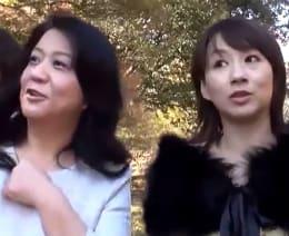 一人旅の五十路熟女、熟年夫婦まで巻き込む狂喜乱舞の旅先ナンパオムニバス 北海道編