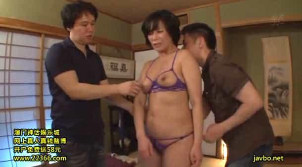 中山香苗 友人の母を輪姦-4
