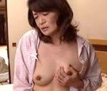別れた五十路の元女房 笹川蓉子