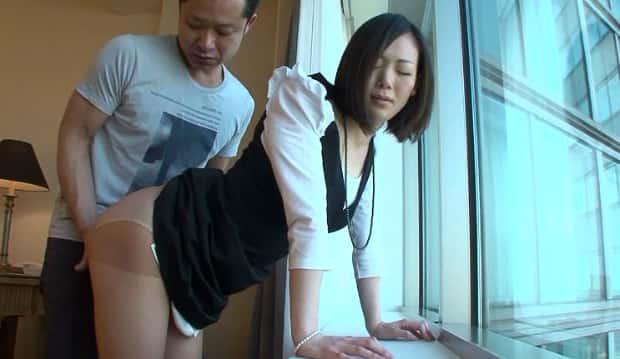 舞ワイフ 純白ボディの清純人妻 滝沢美幸(篠原由香子)