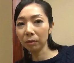 田舎に泊まろう! 激しい性欲をむき出す独身四十路熟女 藤井菜々子さん43歳