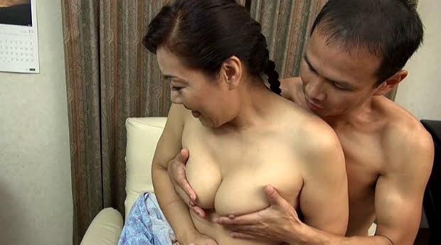 田舎に泊まろう! 他人とのセックスを受け入れた米農家の六十路人妻
