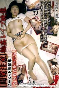 輪姦レイプ映像 クロロホルムとスタンガンで昏睡、媚薬で痙攣、犯され続けた主婦の最悪な末路 夏目レイコ
