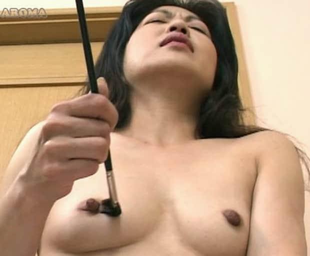 熟女の乳首オナニーコレクション-3