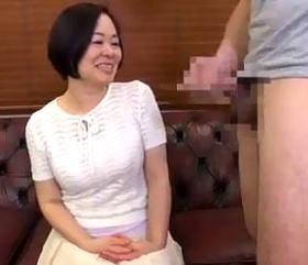 センズリ 観賞 熟女