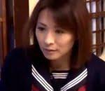 矢部寿恵 四十路熟女のJKコスプレ