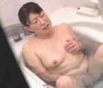 真矢涼子 六十路熟女の入浴