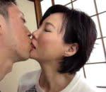 赤坂ルナ 五十路熟女の近親相姦