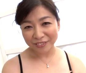 巨乳巨尻の白いムッチリボディがそそる五十路熟女の初撮り 吉澤清美(田村みゆき)