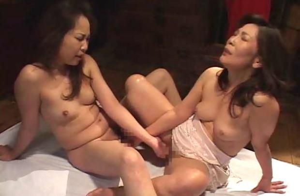 中川啓子 母娘のレズ近親相姦