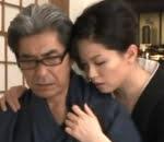 佐藤みき 未亡人と義父
