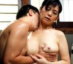 米崎真理 五十路母と息子の禁断SEX