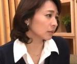 矢部寿恵 四十路熟女の女教師