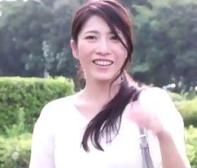 初撮り 感じの良い近所の美人奥さんという雰囲気の35歳人妻 松本麗子