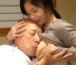 矢吹涼華 義父の性的介護