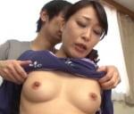 織田玲子 四十路熟女の母子相姦
