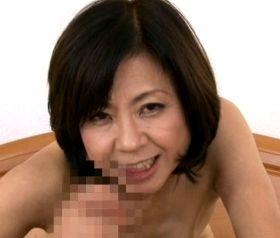 濃厚SEXを満喫する独身五十路熟女の性生活 江原あけみ