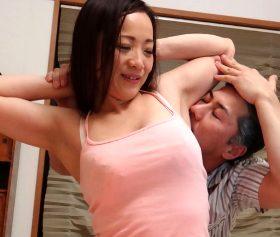 義父の性癖を刺激する四十路嫁の脇の下 南澤ゆりえ