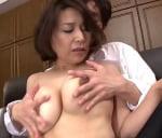時田こずえ 51歳の爆乳熟女 友達の母
