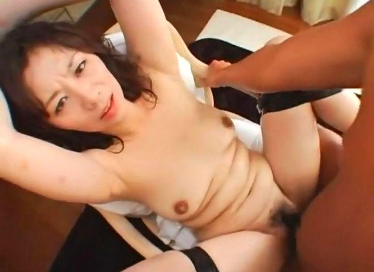 翔田千里 輪姦された友人の母