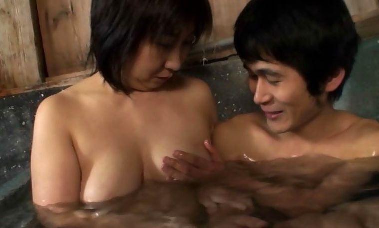 生田正子 農家の熟女とセックス