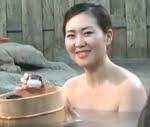 東条美菜 四十路熟女の混浴温泉不倫